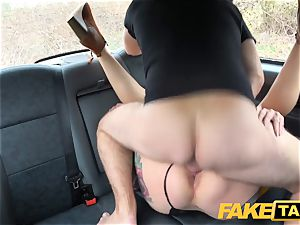 faux taxi Ava Austen in sizzling nasty taxi penetrate