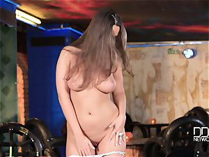 Kendra star Libation Of love orgasm By Way Of fuck stick