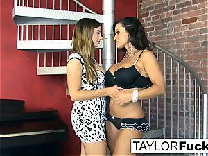 Taylor Vixen Gets crazy With Lisa Ann
