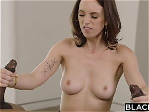 BLACKED Spoiled Rich damsel Cheats With 2 BBCs