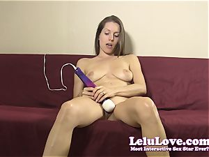 fledgling talks about cuckold cravings while masturbate