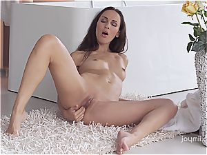 Russian mummy plays with herself